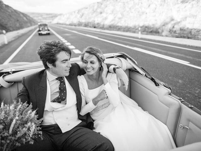 La boda de Isa y Quique