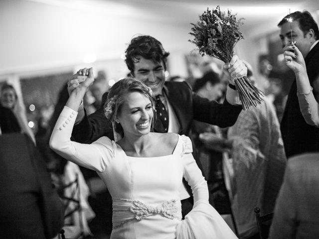 La boda de Quique y Isa en Ávila, Ávila 36