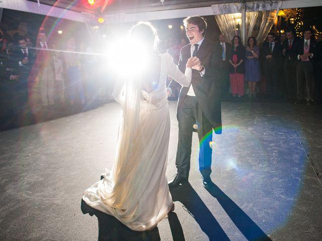 La boda de Quique y Isa en Ávila, Ávila 40