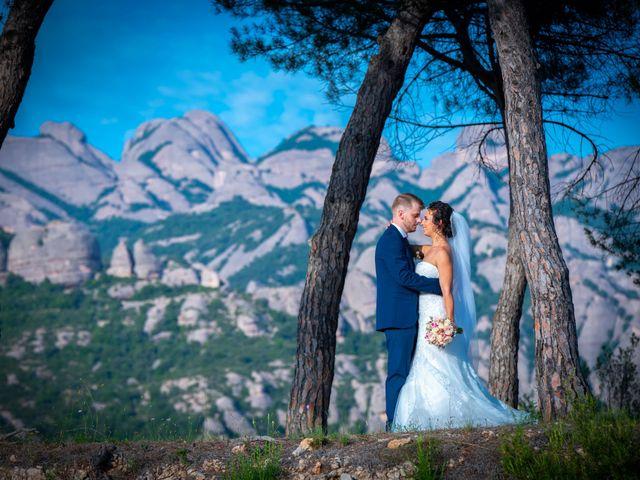 La boda de Carmina y Catalin