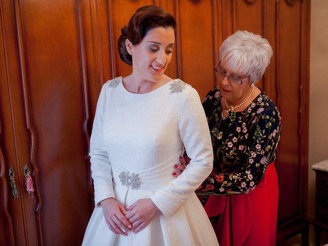 La boda de Enrique y Marisa en Bétera, Valencia 15
