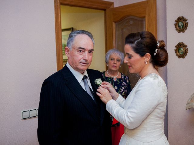 La boda de Enrique y Marisa en Bétera, Valencia 26