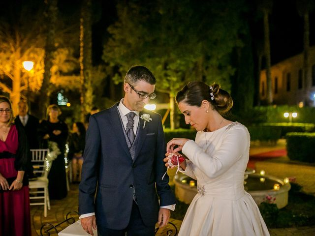 La boda de Enrique y Marisa en Bétera, Valencia 31