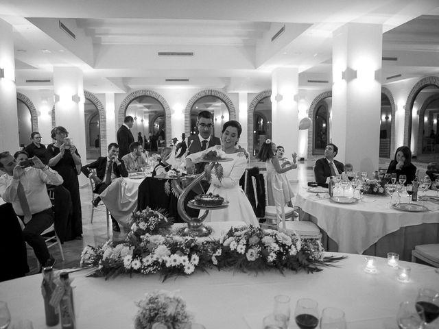 La boda de Enrique y Marisa en Bétera, Valencia 36