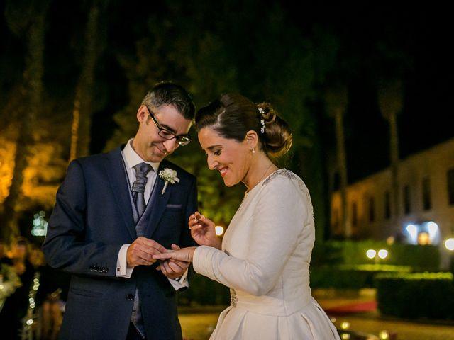 La boda de Enrique y Marisa en Bétera, Valencia 27