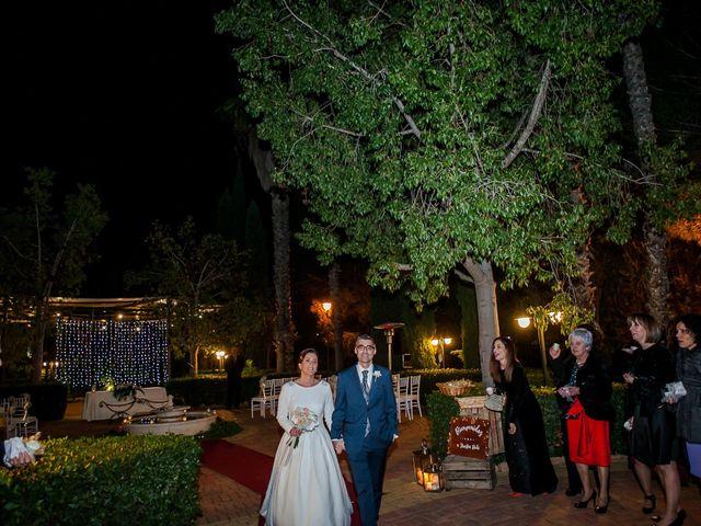 La boda de Enrique y Marisa en Bétera, Valencia 29