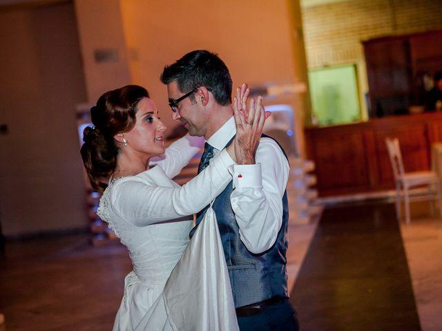 La boda de Enrique y Marisa en Bétera, Valencia 38