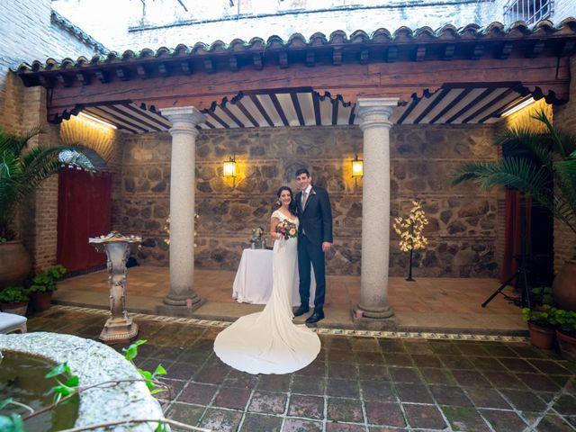 La boda de Santi y Esther en Toledo, Toledo 15