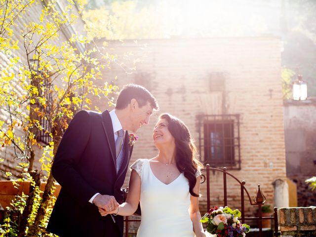 La boda de Esther y Santi