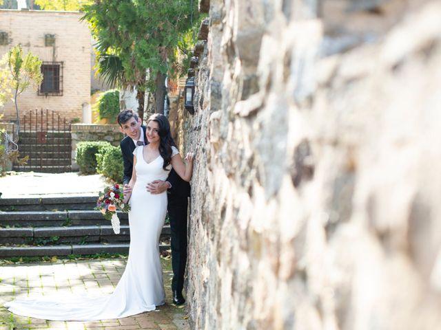 La boda de Santi y Esther en Toledo, Toledo 20