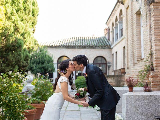 La boda de Santi y Esther en Toledo, Toledo 21