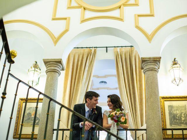 La boda de Santi y Esther en Toledo, Toledo 22