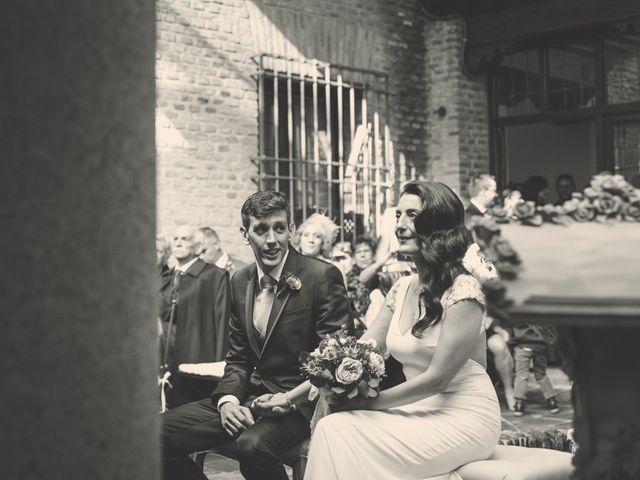 La boda de Santi y Esther en Toledo, Toledo 34