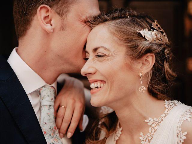 La boda de Angela y Gianluca