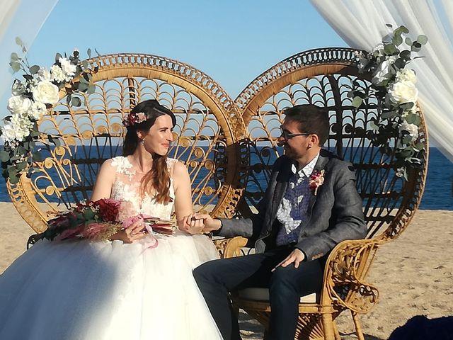 La boda de Sergi y Rocio en Malgrat De Mar, Barcelona 9