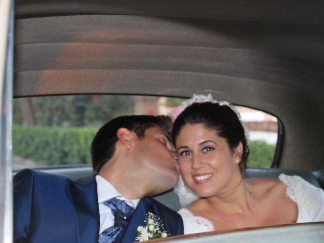 La boda de Joaquin y Maria en Tomares, Sevilla 1