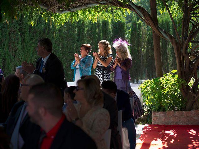 La boda de Blanca y Bea en Llinars Del Valles, Barcelona 22