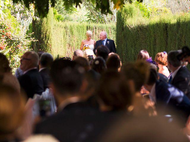 La boda de Blanca y Bea en Llinars Del Valles, Barcelona 23