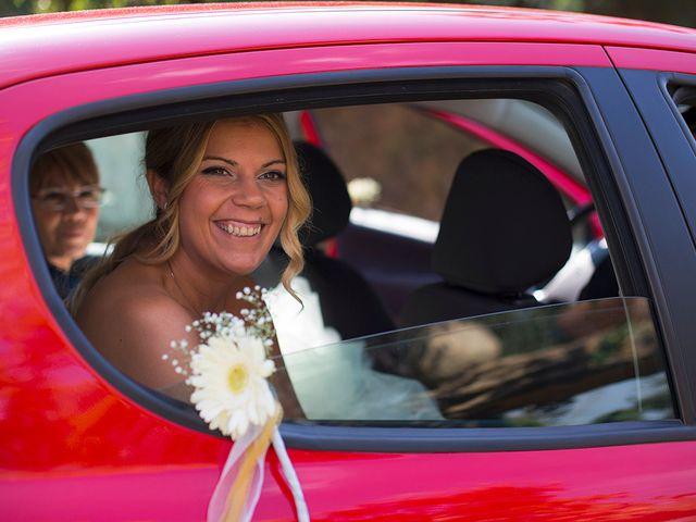 La boda de Blanca y Bea en Llinars Del Valles, Barcelona 25