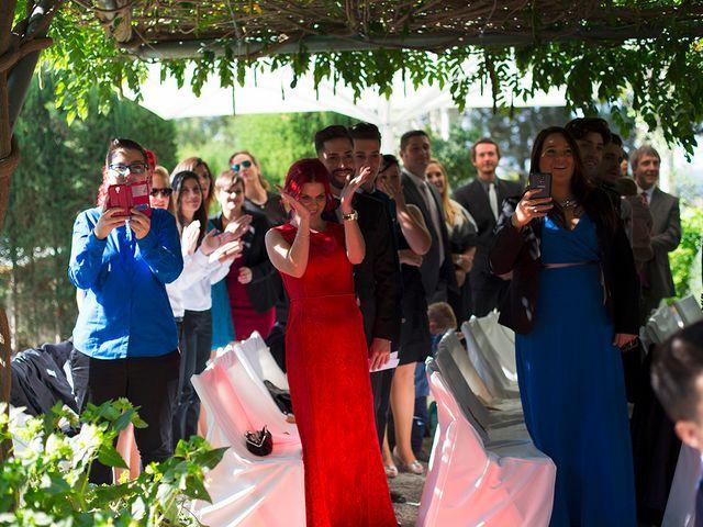 La boda de Blanca y Bea en Llinars Del Valles, Barcelona 27