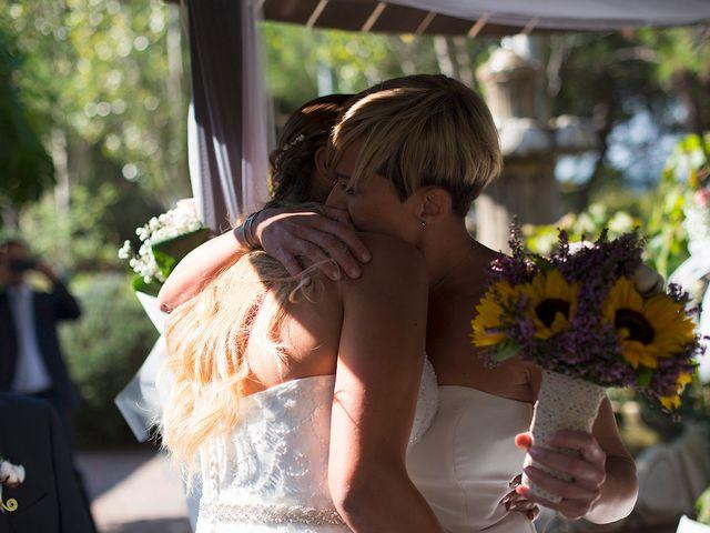 La boda de Blanca y Bea en Llinars Del Valles, Barcelona 29