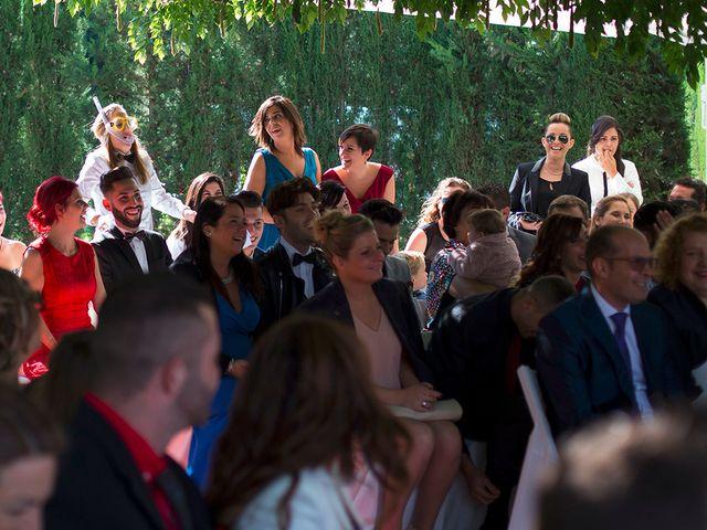 La boda de Blanca y Bea en Llinars Del Valles, Barcelona 30