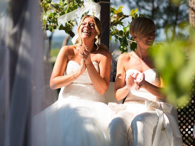 La boda de Blanca y Bea en Llinars Del Valles, Barcelona 31