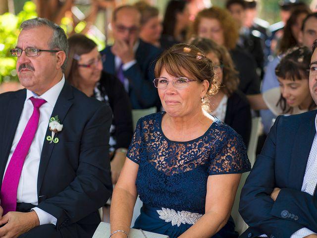 La boda de Blanca y Bea en Llinars Del Valles, Barcelona 35