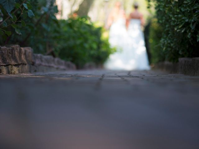La boda de Blanca y Bea en Llinars Del Valles, Barcelona 1