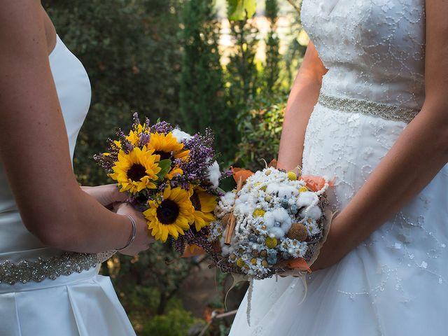 La boda de Blanca y Bea en Llinars Del Valles, Barcelona 42