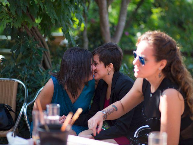 La boda de Blanca y Bea en Llinars Del Valles, Barcelona 49