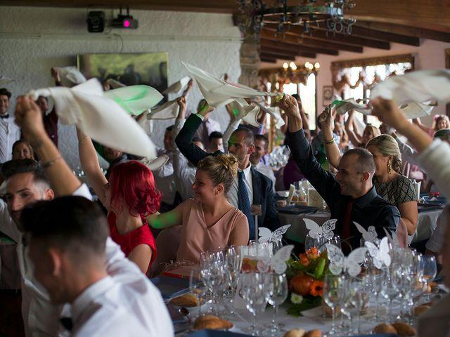 La boda de Blanca y Bea en Llinars Del Valles, Barcelona 56