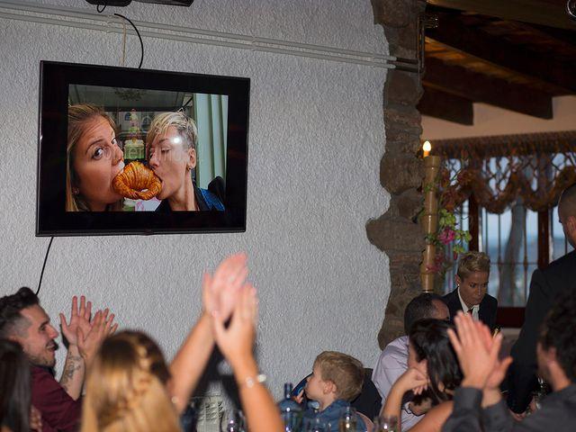 La boda de Blanca y Bea en Llinars Del Valles, Barcelona 72