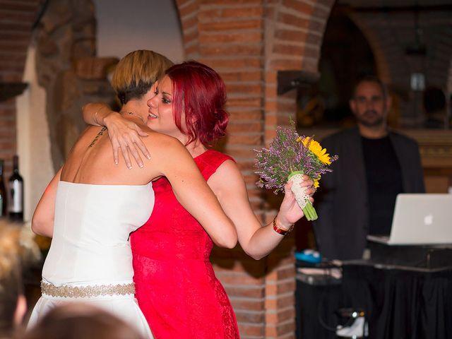 La boda de Blanca y Bea en Llinars Del Valles, Barcelona 77