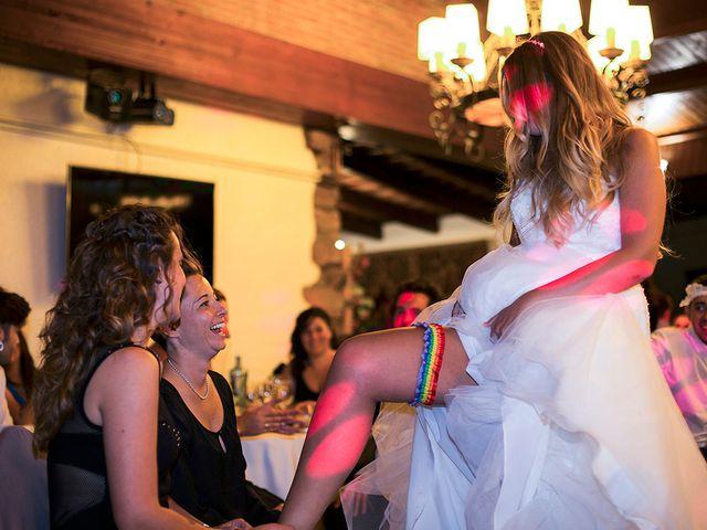 La boda de Blanca y Bea en Llinars Del Valles, Barcelona 84