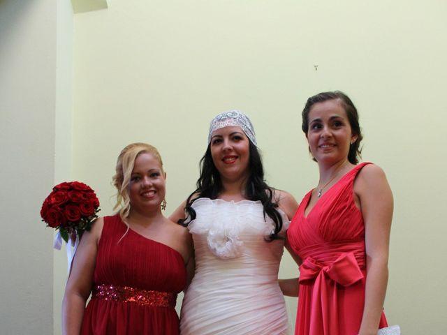 La boda de Daila y Samuel en Las Rosas (Vecindario), Las Palmas 6