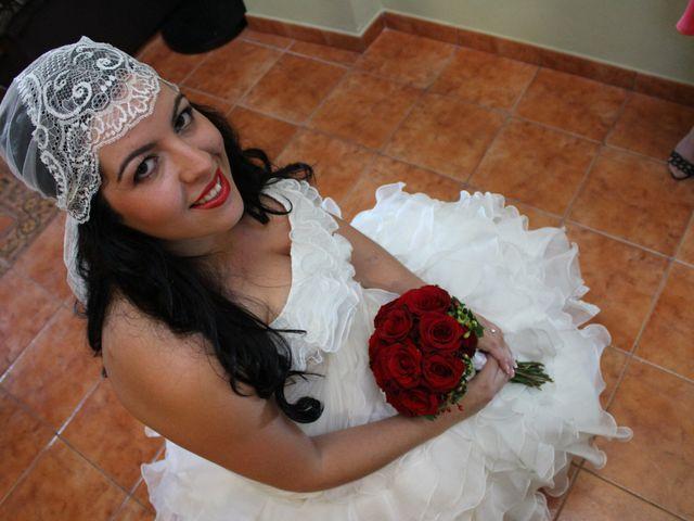 La boda de Daila y Samuel en Las Rosas (Vecindario), Las Palmas 1