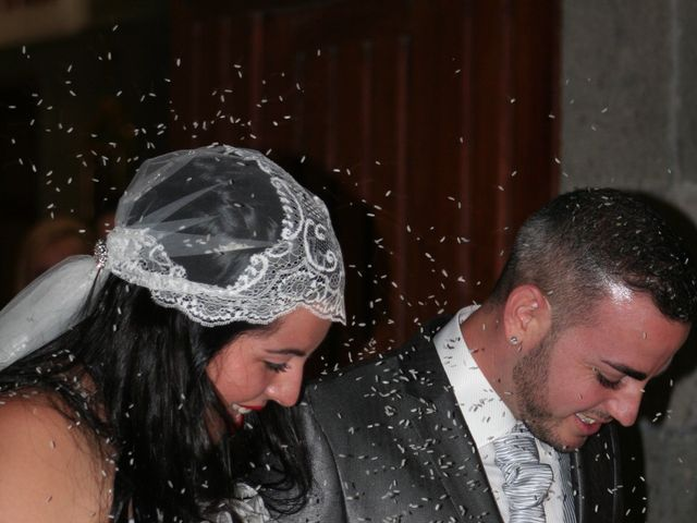 La boda de Daila y Samuel en Las Rosas (Vecindario), Las Palmas 10