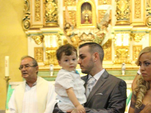 La boda de Daila y Samuel en Las Rosas (Vecindario), Las Palmas 11