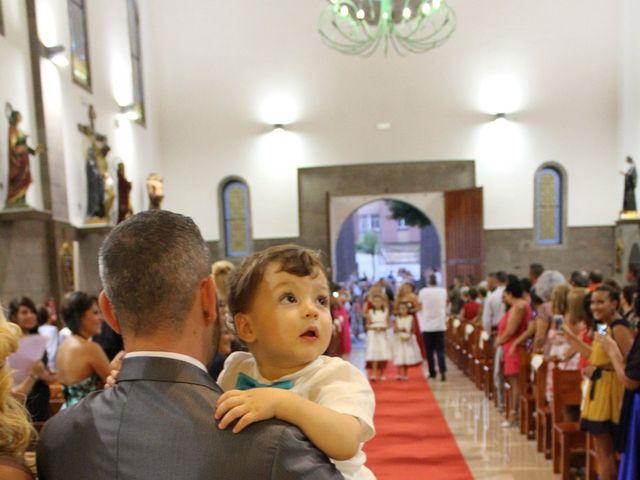 La boda de Daila y Samuel en Las Rosas (Vecindario), Las Palmas 12