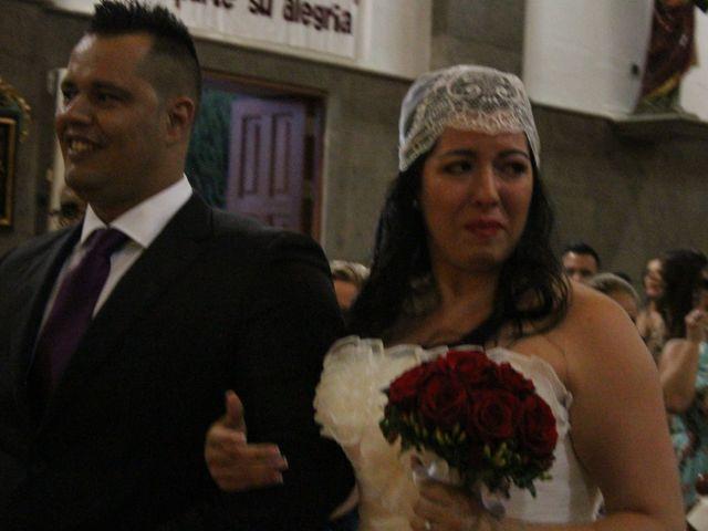 La boda de Daila y Samuel en Las Rosas (Vecindario), Las Palmas 13