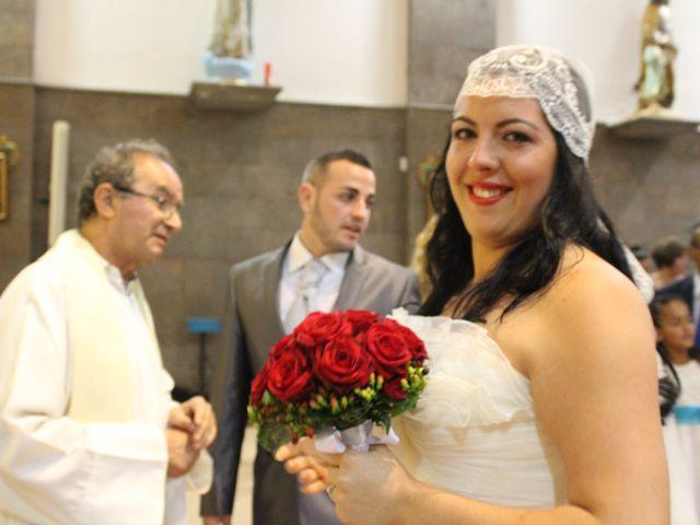 La boda de Daila y Samuel en Las Rosas (Vecindario), Las Palmas 14