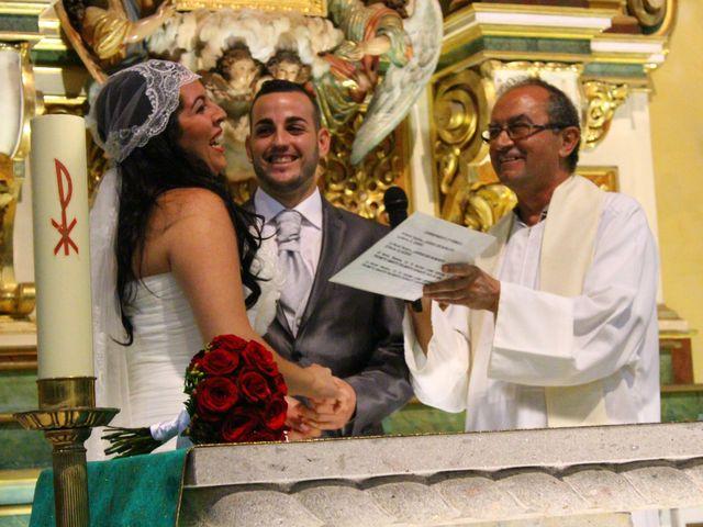 La boda de Daila y Samuel en Las Rosas (Vecindario), Las Palmas 16