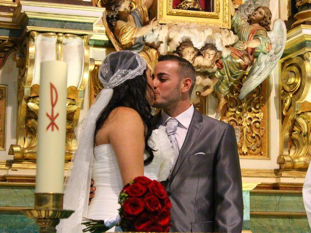 La boda de Daila y Samuel en Las Rosas (Vecindario), Las Palmas 2