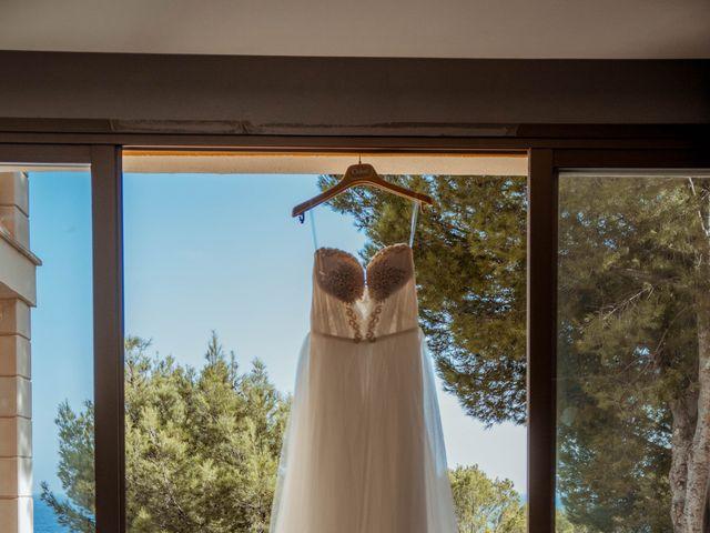 La boda de Jose Daniel y  Nina en Palma De Mallorca, Islas Baleares 9