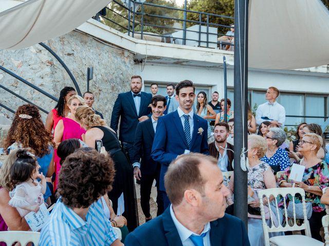 La boda de Jose Daniel y  Nina en Palma De Mallorca, Islas Baleares 33