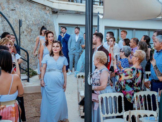 La boda de Jose Daniel y  Nina en Palma De Mallorca, Islas Baleares 35