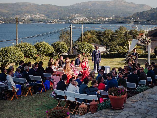 La boda de Álvaro y Iryna en Pontevedra, Pontevedra 34