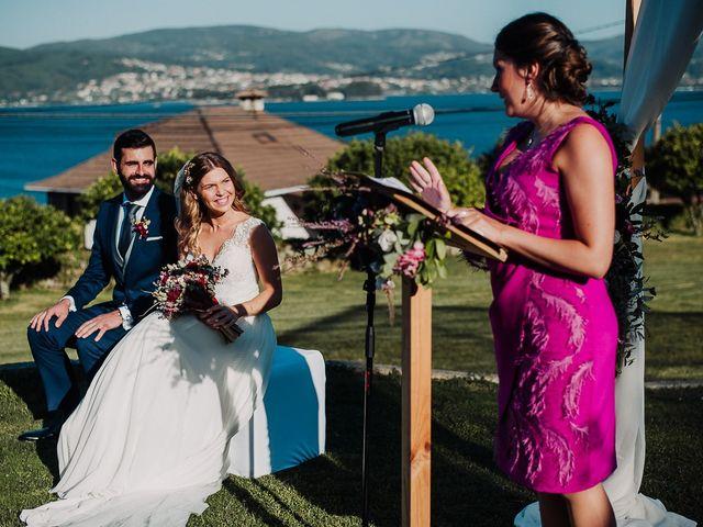 La boda de Álvaro y Iryna en Pontevedra, Pontevedra 37