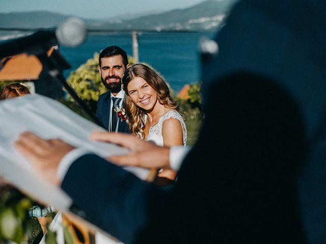 La boda de Álvaro y Iryna en Pontevedra, Pontevedra 38